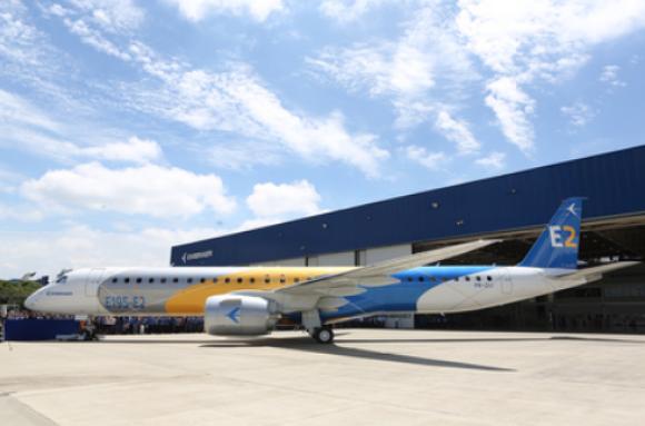 巴西支线飞机制造商巴西航空